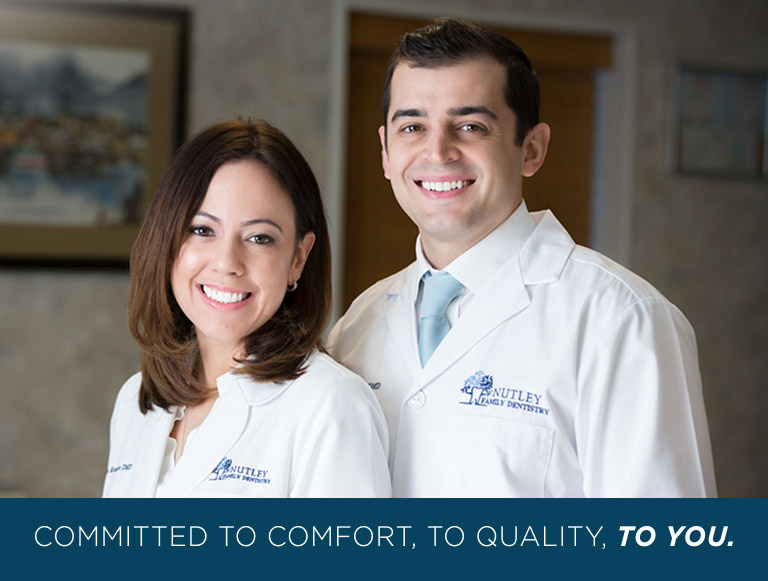 Nutley Family Dentistry - Committed to comfort, to quality, to you!